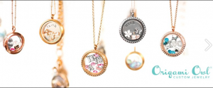 A variety of Origami Owl Lockets (Photo: via www.origamiowl.com)