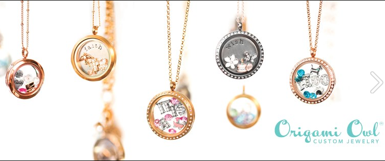 Individuality In A Locket Origami Owl Jewelry Line