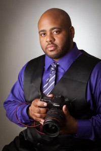 Creator and Lead Photographer for The Curves Ahead Project Mickey Armstrong. (Photo: Courtesy of Mickey Armstrong/ The Curves Ahead Project).